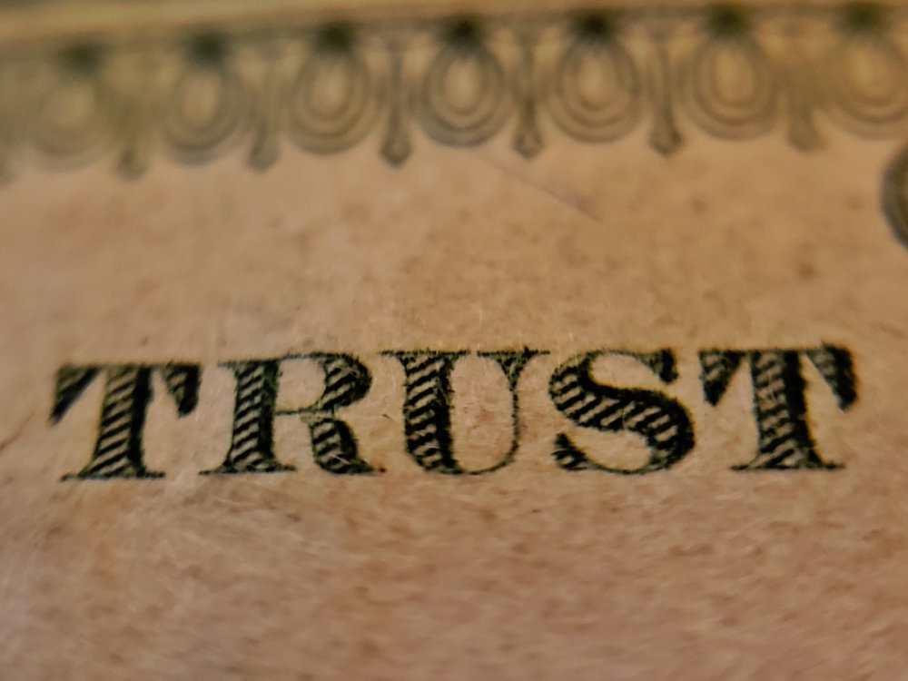How Trust Works: Your Trust is Granted, Not Earned