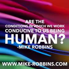 Being Human at Work
