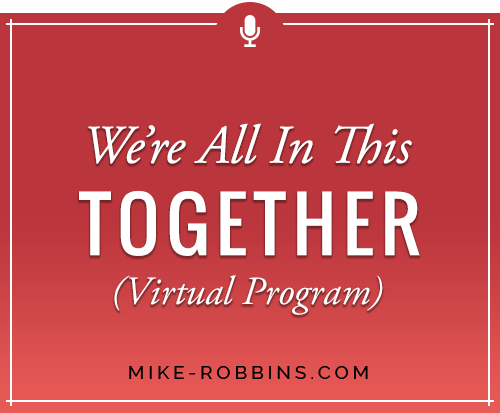 We're All In This Together - Virtual Program